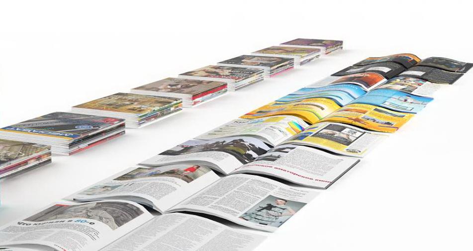Печать каталогов в типографии Капитал Принт